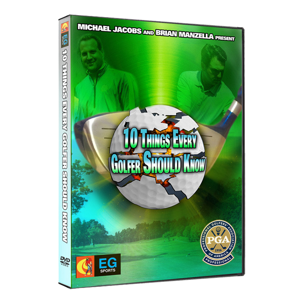 10 Things Every Golfer Should Know Dvd Troma Direct